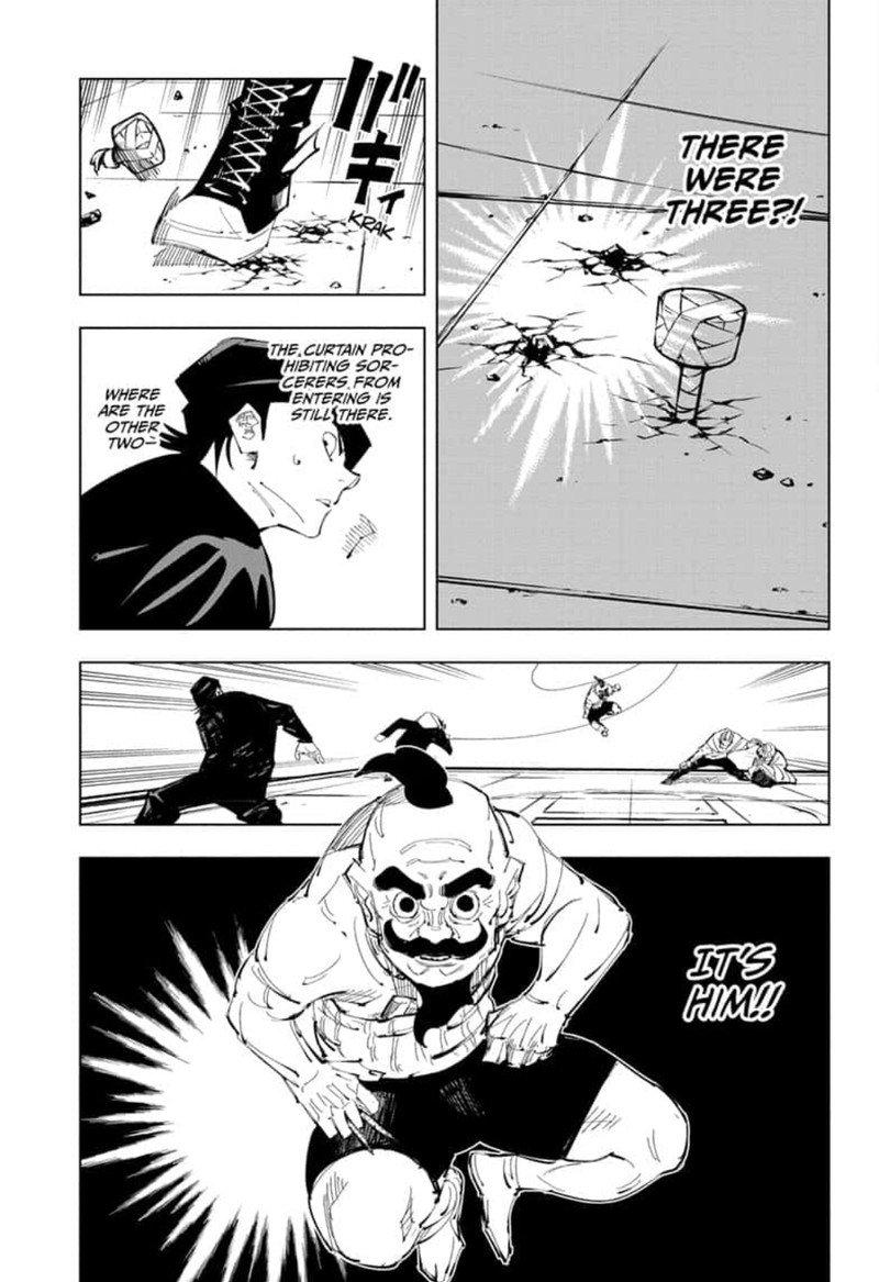 Jujutsu Kaisen, Chapter 94 image 011