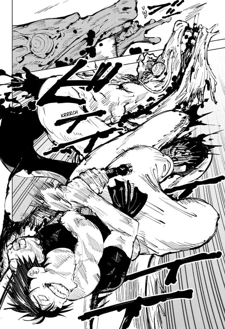Jujutsu Kaisen, Chapter 73 image 010