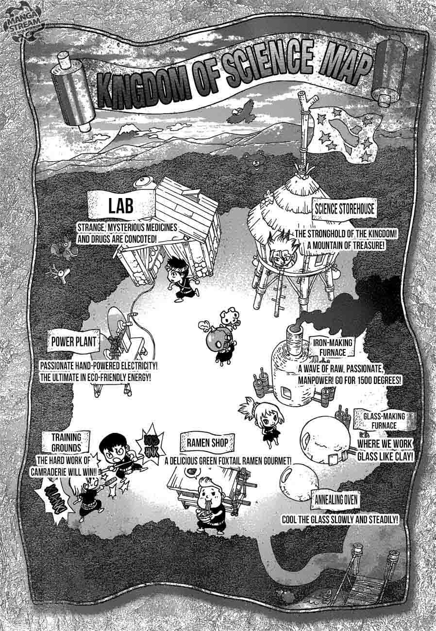 Dr. Stone : Chapter 29 - Senkus Lab image 015