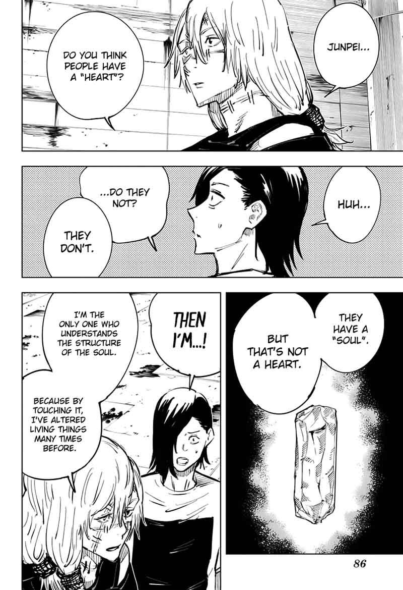 Jujutsu Kaisen, Chapter 21 image 006