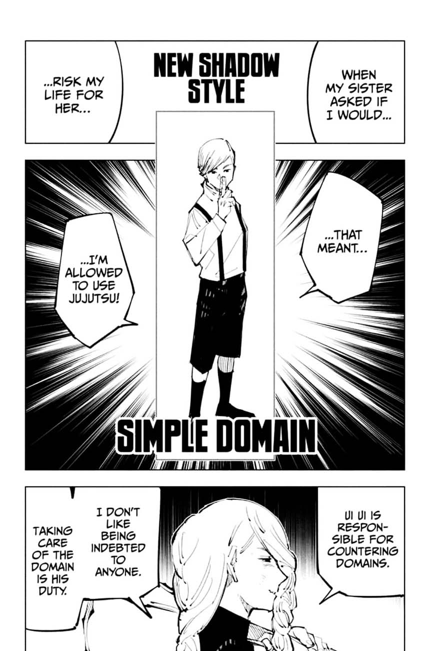 Jujutsu Kaisen, Chapter 102 image 014
