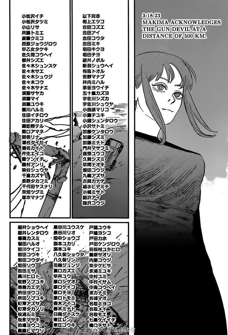 Chainsaw Man, Chapter 76 - Do not open image 003