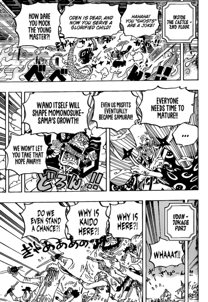 One Piece, Chapter 1023 image one_piece_1023_16