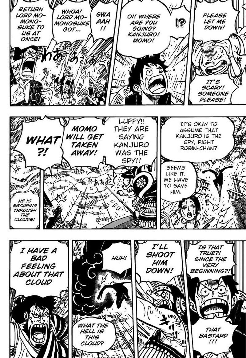 One Piece, Chapter 976 image 007