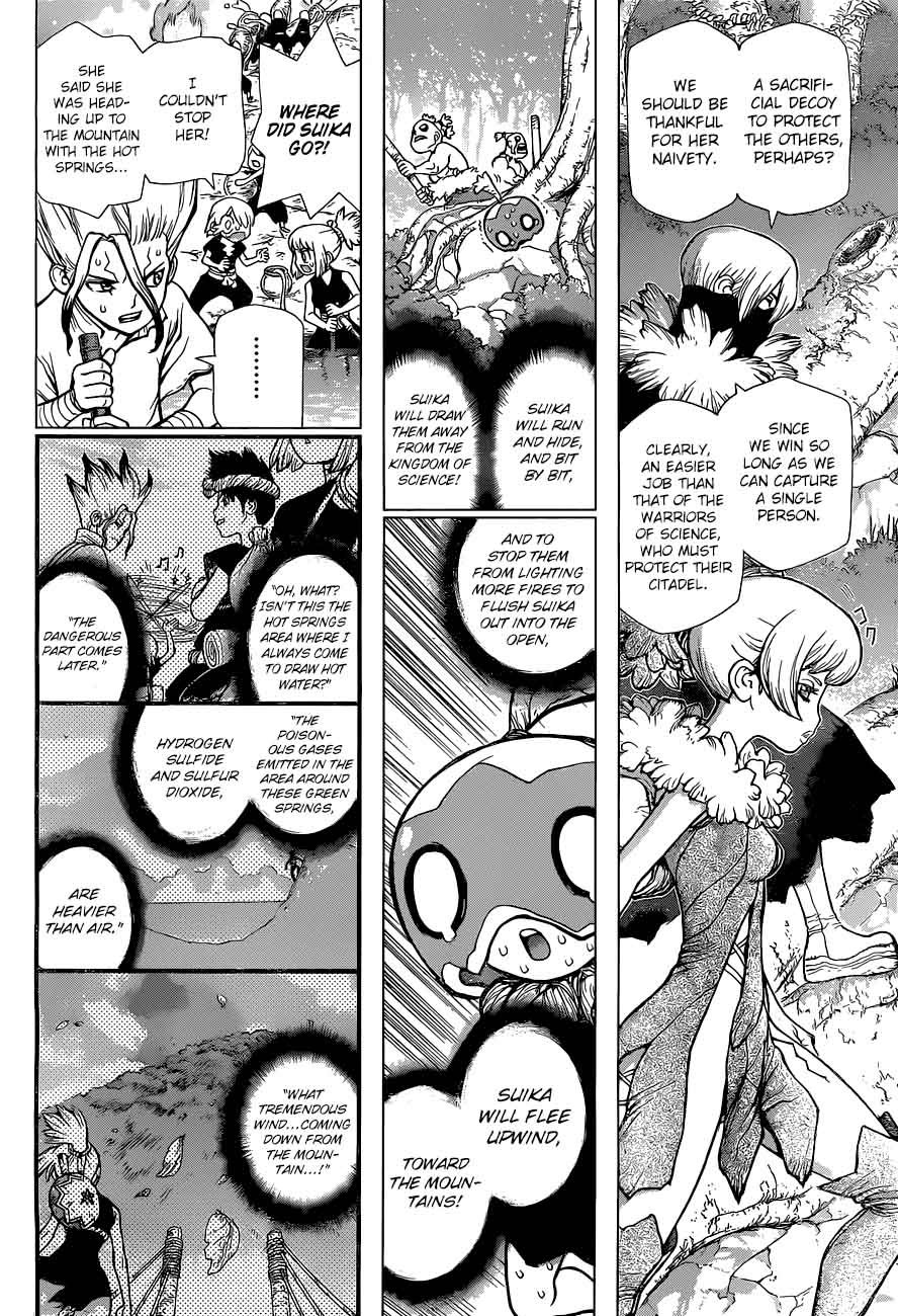 Dr. Stone : Chapter 49 - And now, to the Modern Era image 007