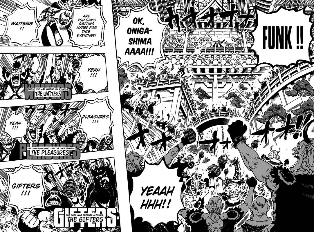 One Piece, Chapter 978 image 012