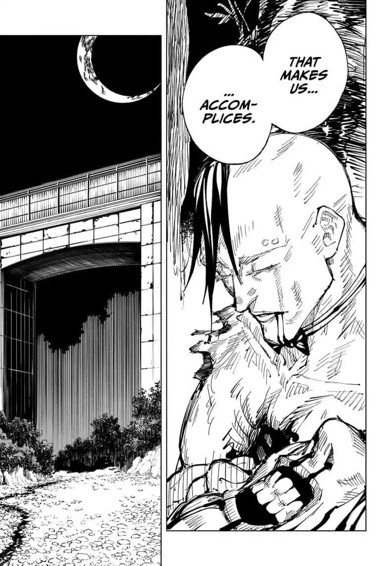 Jujutsu Kaisen, Chapter 63 image 007