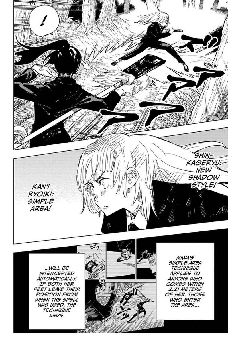 Jujutsu Kaisen, Chapter 40 image 004