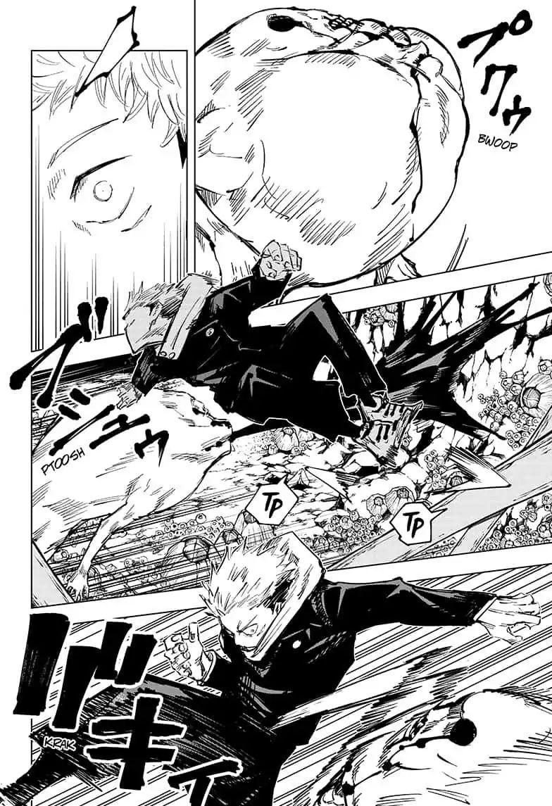 Jujutsu Kaisen, Chapter 57 image 002