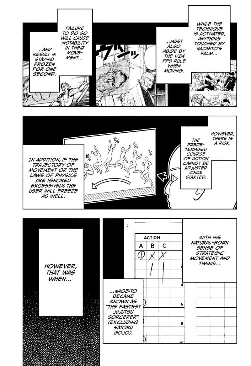 Jujutsu Kaisen, Chapter 111 image 013