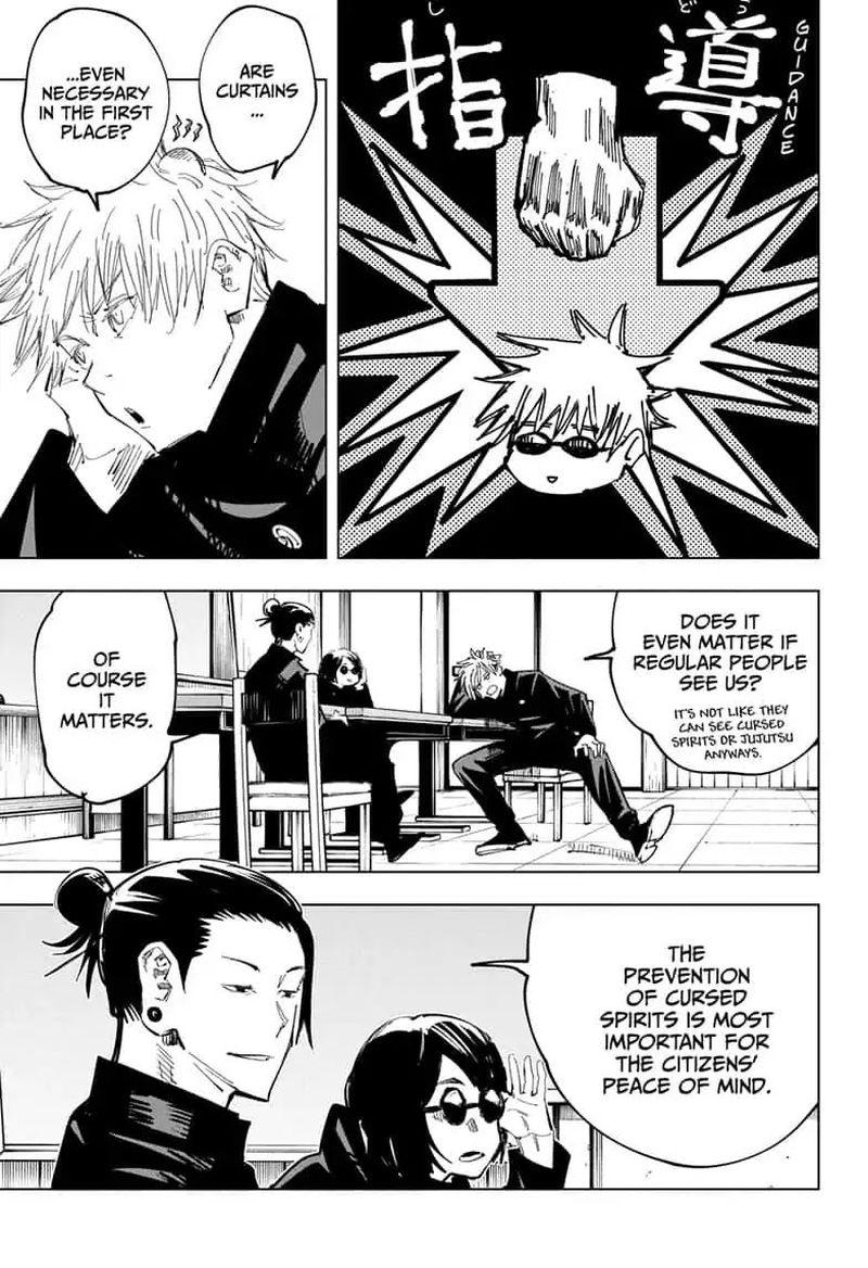 Jujutsu Kaisen, Chapter 65 image 015