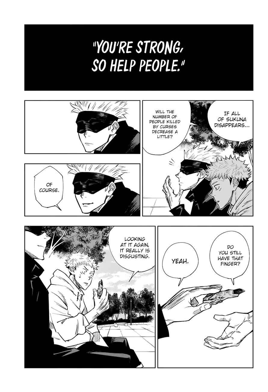 Jujutsu Kaisen, Chapter 2 image 021