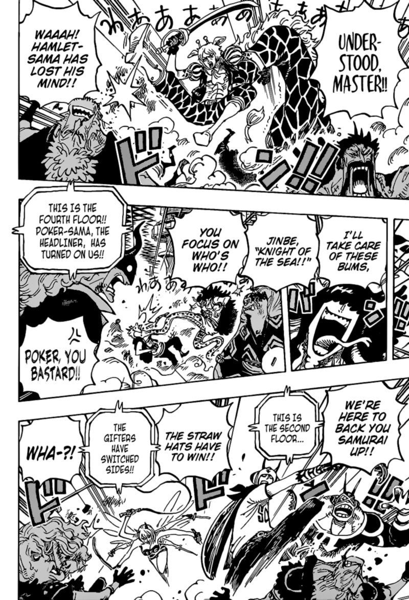 One Piece, Chapter 1017 image one_piece_1017_8