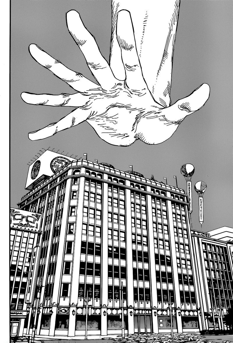 Chainsaw Man, Chapter 63 - Trip To Hell image 016