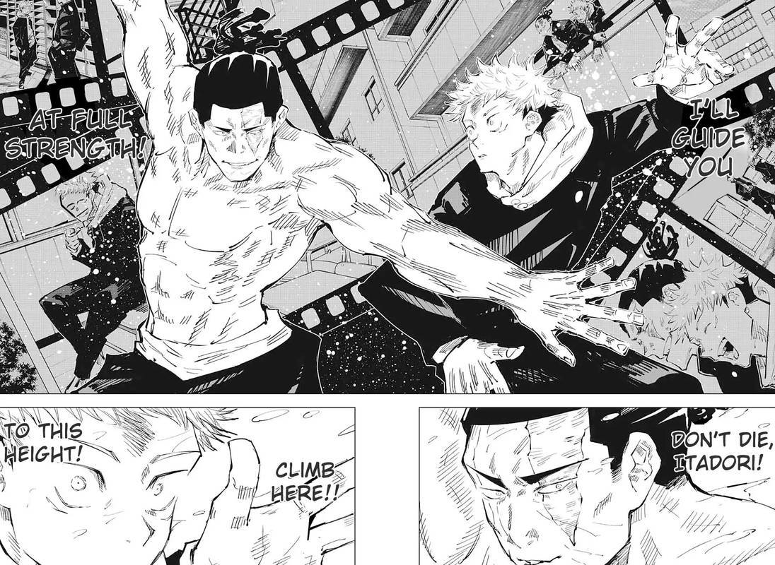 Jujutsu Kaisen, Chapter 37 image 014