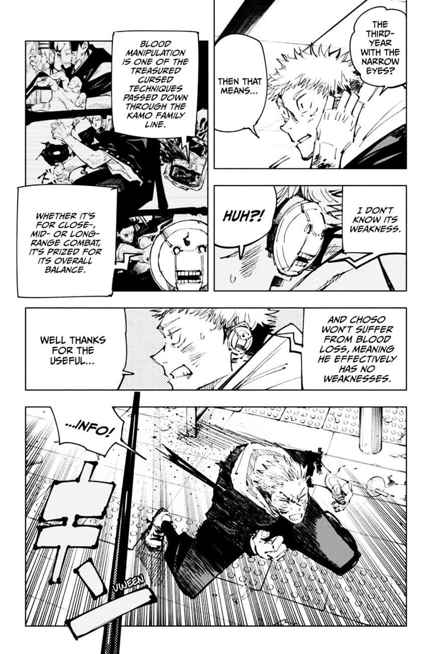 Jujutsu Kaisen, Chapter 104 image 002