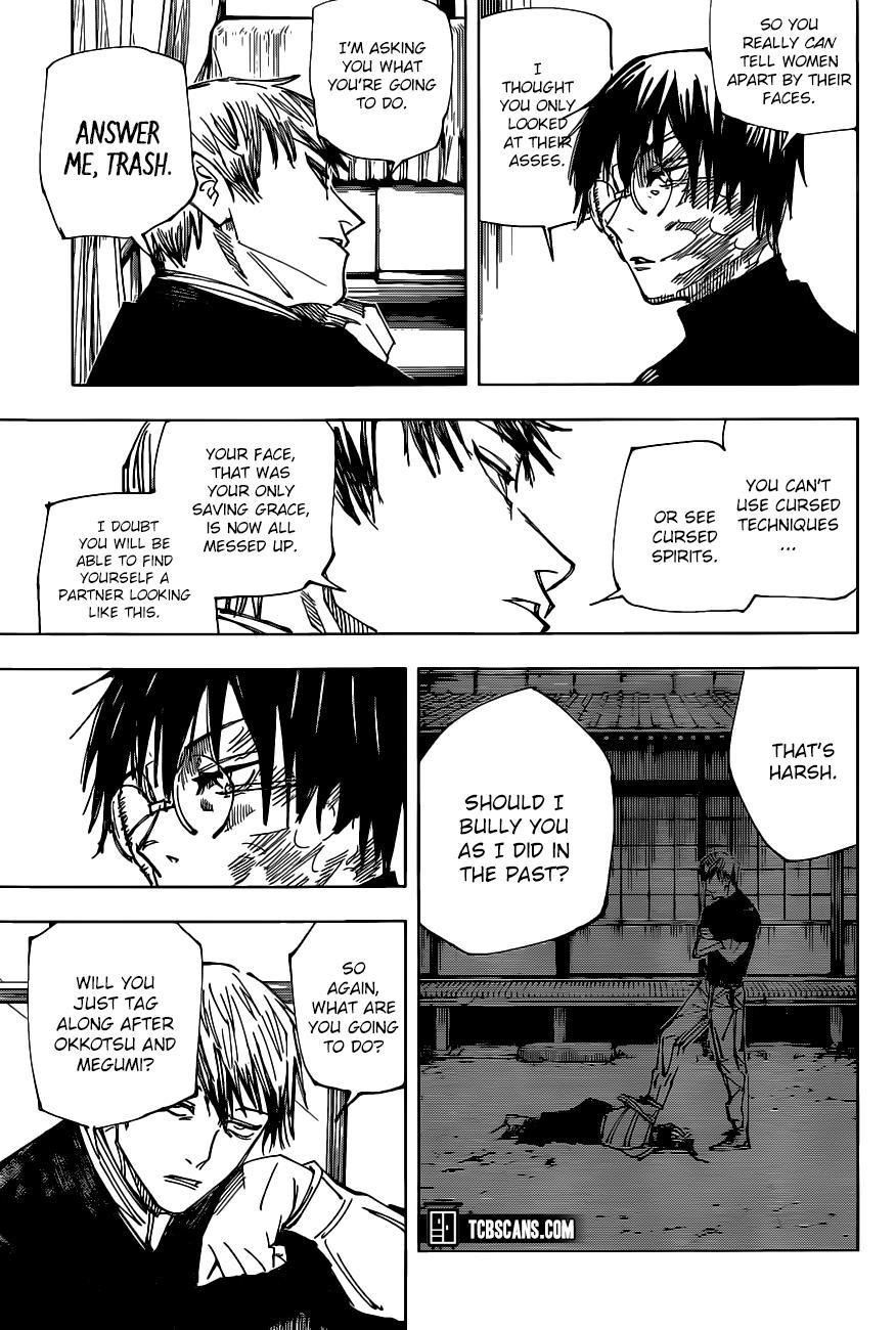 Jujutsu Kaisen, Chapter 148 image 003