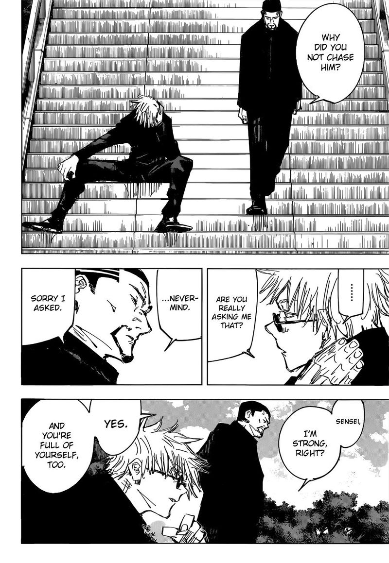 Jujutsu Kaisen, Chapter 78 image 012