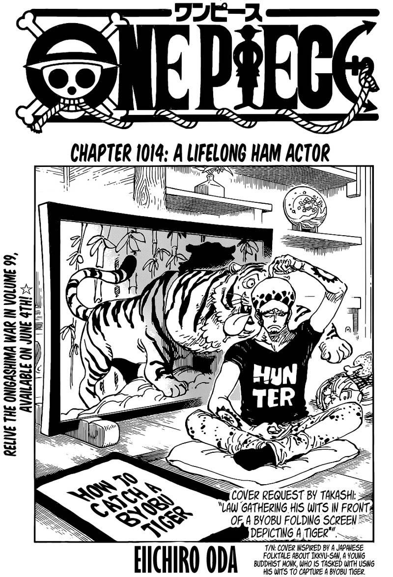 One Piece, Chapter 1014 image one_piece_1014_1