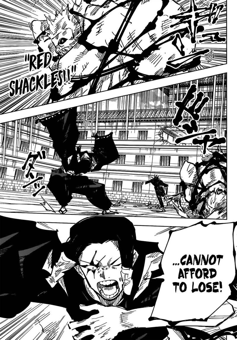 Jujutsu Kaisen, Chapter 44 image 013
