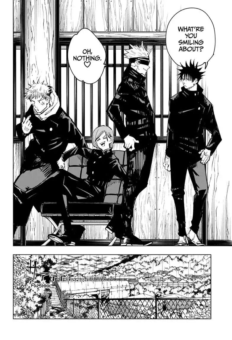 Jujutsu Kaisen, Chapter 79 image 008