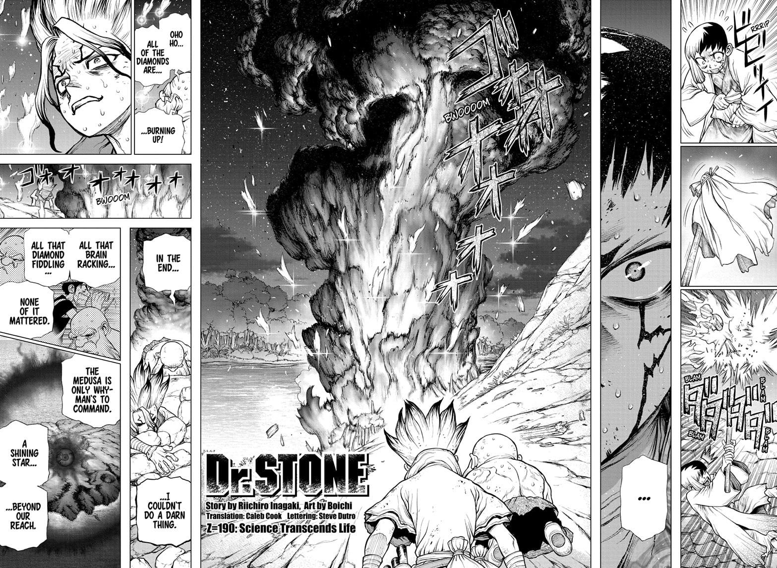 Dr. Stone, Chapter 190 image 002