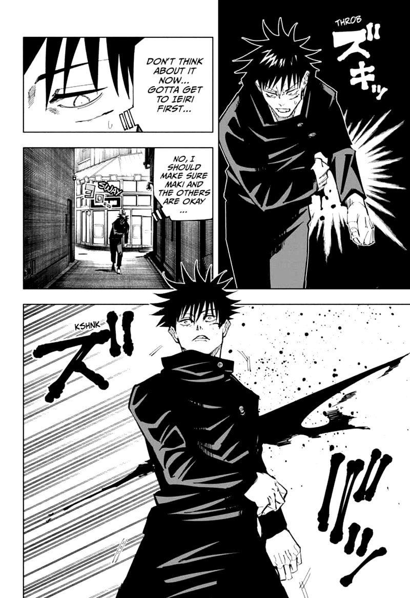 Jujutsu Kaisen, Chapter 114 image 002