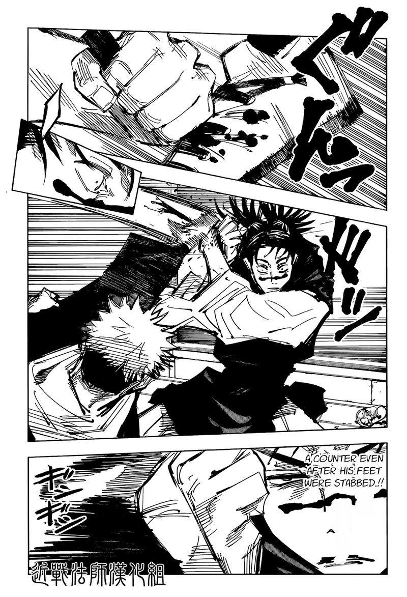 Jujutsu Kaisen, Chapter 103 image 011