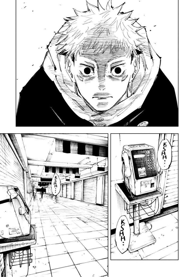 Jujutsu Kaisen, Chapter 120 image 007