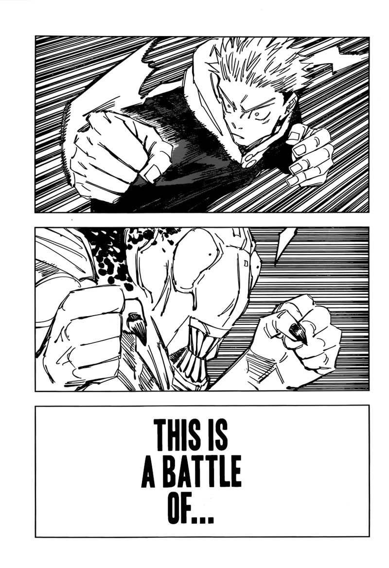 Jujutsu Kaisen, Chapter 87 image 007