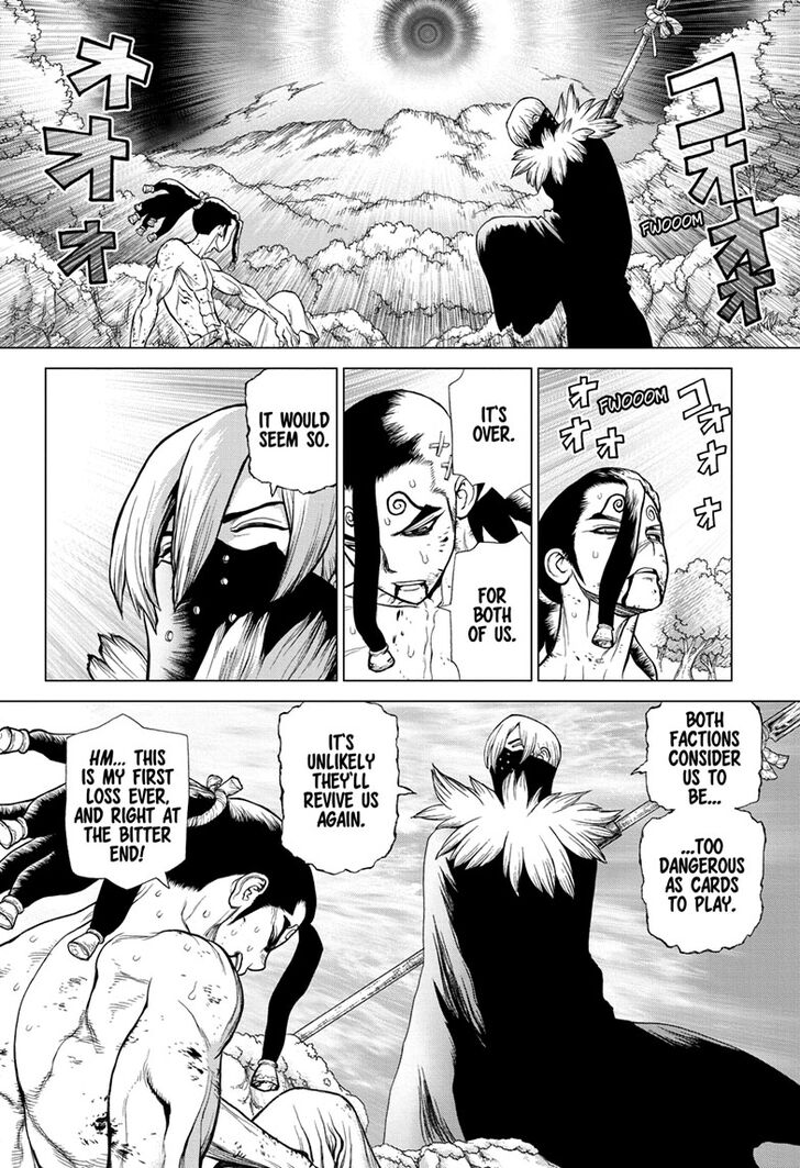 Dr. Stone : Chapter 134 image 002