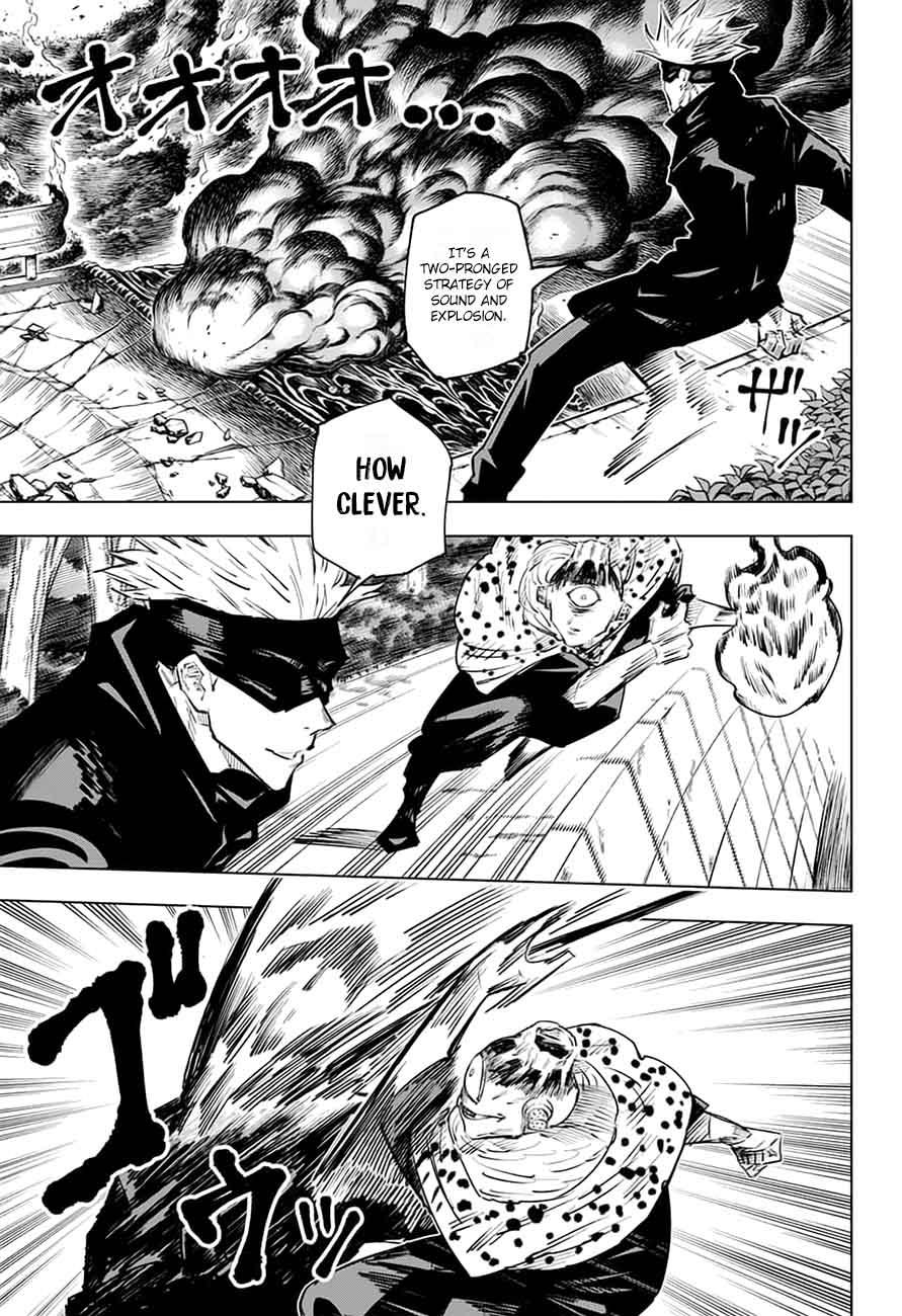 Jujutsu Kaisen, Chapter 14 image 005
