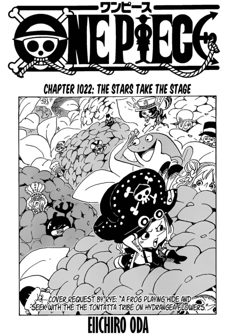 One Piece, Chapter 1022 image one_piece_1022_1