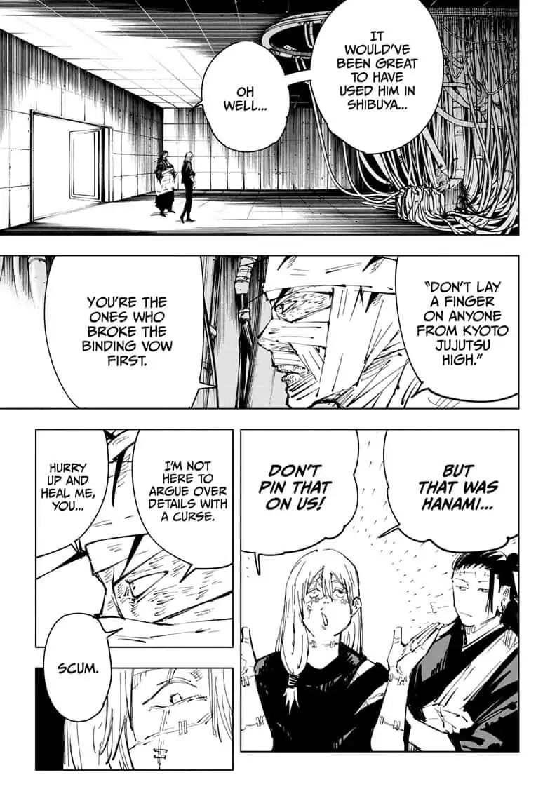 Jujutsu Kaisen, Chapter 79 image 017