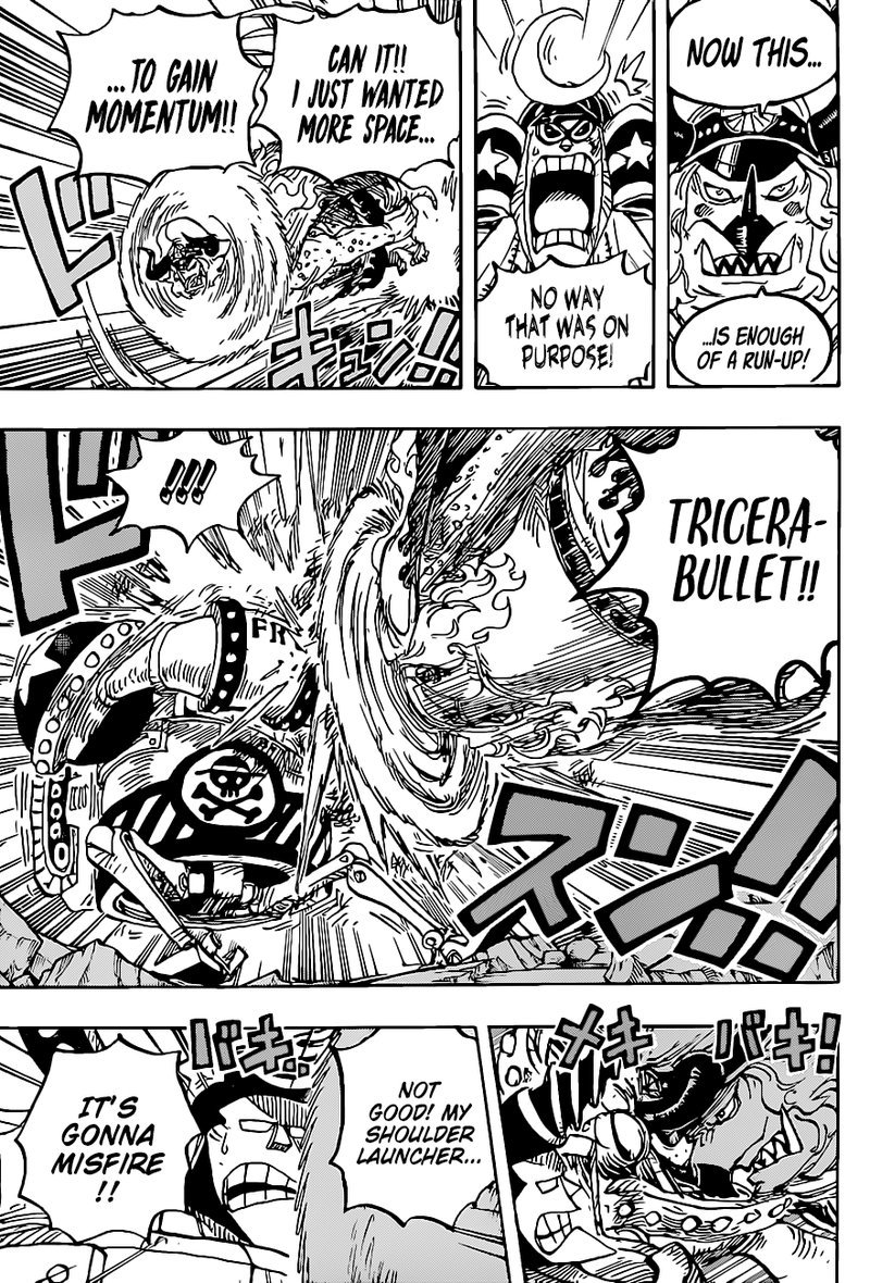One Piece, Chapter 1019 image one_piece_1019_12