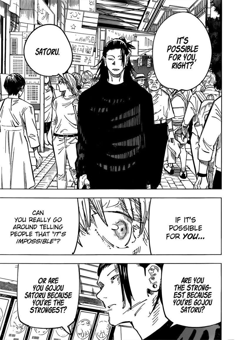 Jujutsu Kaisen, Chapter 78 image 009