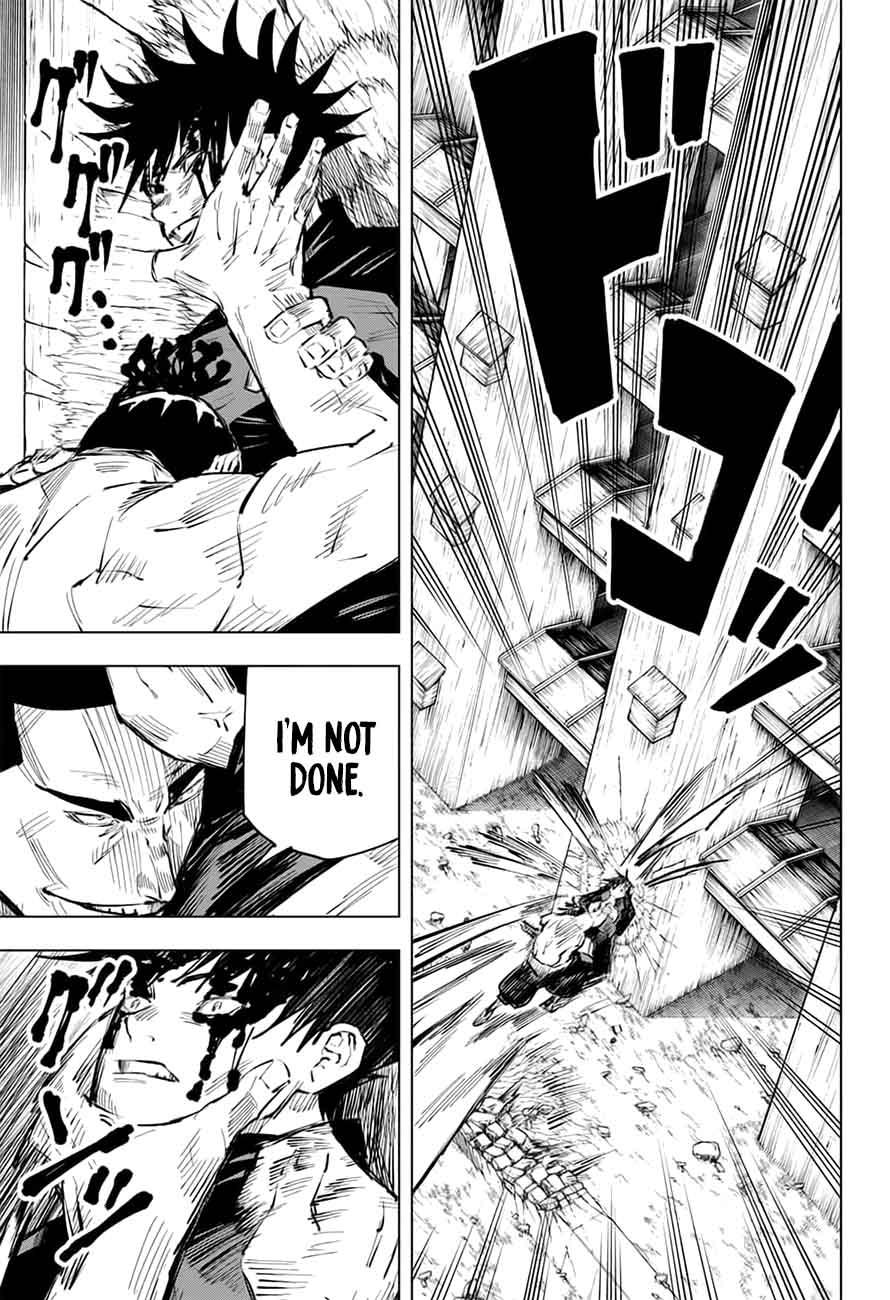 Jujutsu Kaisen, Chapter 17 image 013